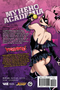 US Volume 1 (Vigilantes) Back Cover