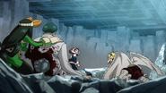 Sir Nighteye and Ryukyu Squad