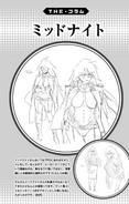 Volume 12 (Vigilantes) Column Nemuri Kayama
