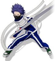 Hitoshi Shinso One's Justice 2 Design