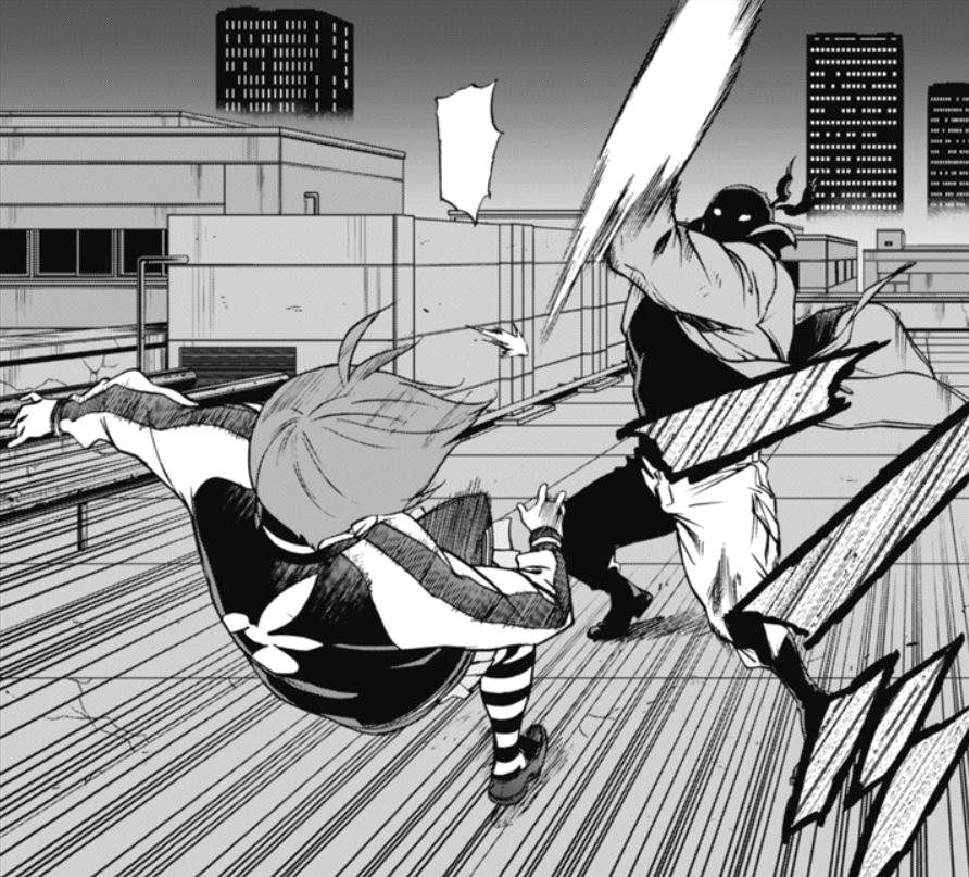 Iwao Oguro vs. Kuin Hachisuka