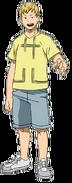 Mashirao Ojiro casual