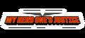 My Hero One's Justice Logo (English)