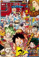 Weekly Shonen Jump - Issue 36-37 2021