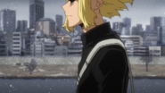 Toshinori Yagi Teen