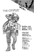 Volume 24 Shuichi Iguchi Profile