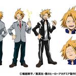 Denki Kaminari TV Animation Design Sheet.png