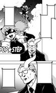 Kazuho is registered as a villain