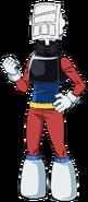 Manga Fukidashi Hero Costume (Anime)