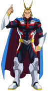 Joven All Might