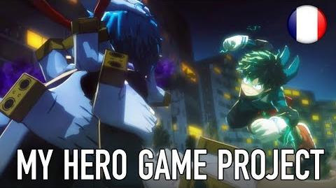 My Hero Game Project - Trailer (French)