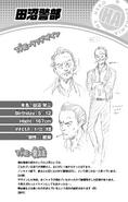 Volume 11 (Vigilantes) Eizo Tanuma Profile