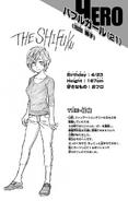 Volume 14 Kaoruko Awata Profile