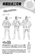 Volume 2 (Vigilantes) Three Sturm und Drang Brothers Profile