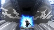 Juzo and Tetsutetsu stop Tenya from getting away (Anime)