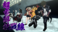 The Paranormal Liberation Front (Anime)