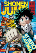 Weekly Shonen Jump - Volume 217 - Cover