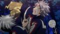 Tetsutetsu cries