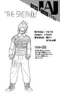 Tetsutetsu Profile