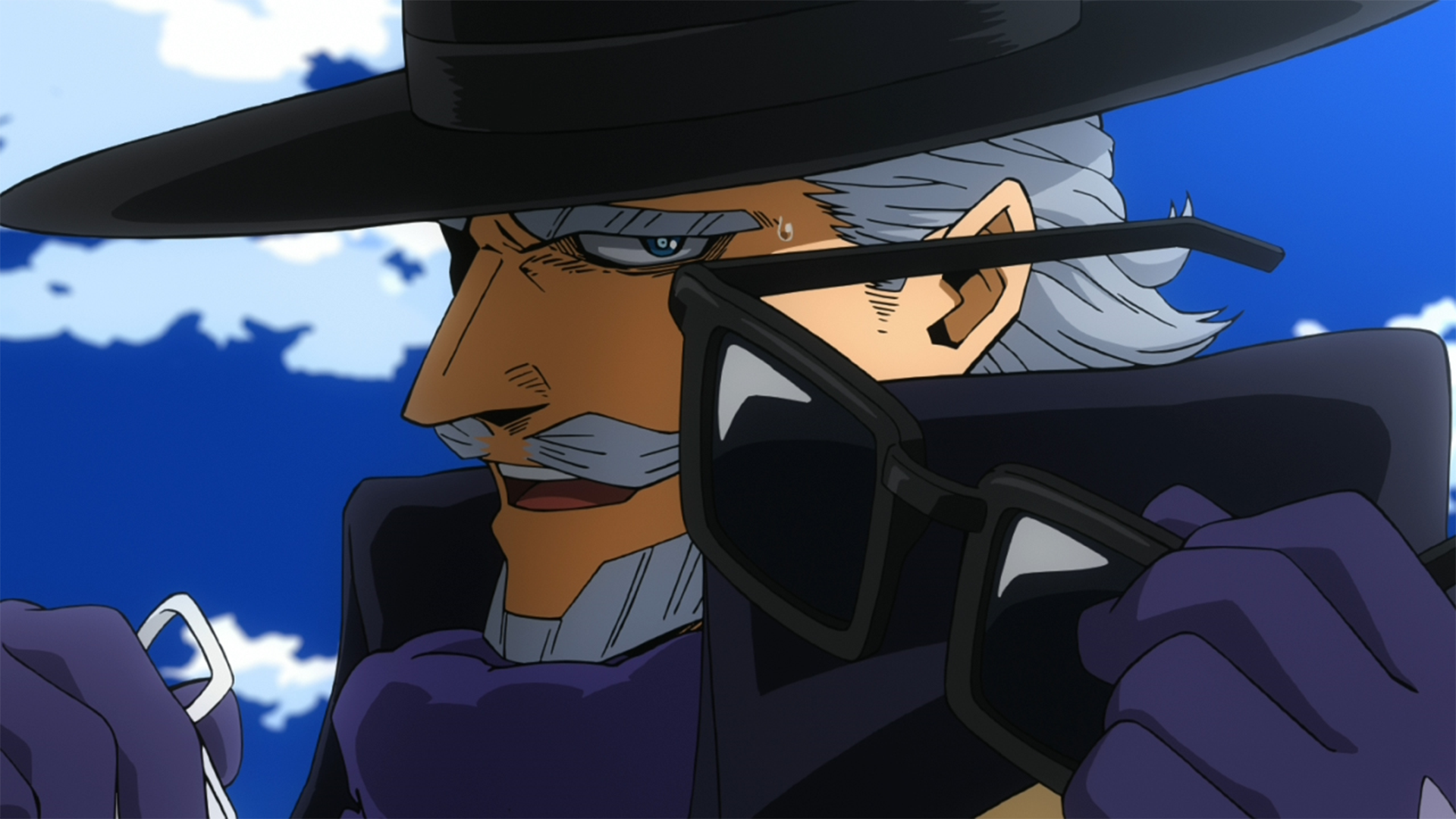 Gentle Criminal removes his disguise.png