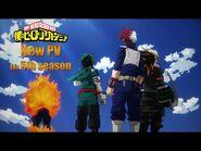『僕のヒーローアカデミア』ヒロアカTVアニメ5期PV第4弾/6-26(土)第2クールスタート/OPテーマ:「Merry-Go-Round」MAN WITH A MISSION