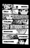 Volume 23 Horikoshi's Assistants