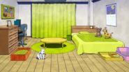Koji Koda dorm room