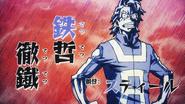 Tetsutetsu anime intro