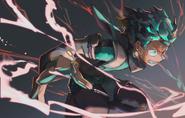 Episode 106 Illustration by Yoco Akiyama