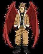 Keigo Takami Hero Costume Anime 2