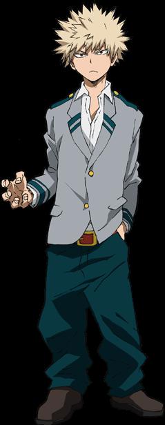 Katsuki Bakugo My Hero Academia Wiki Fandom