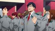 Shoto overhears Tenya and Ochaco
