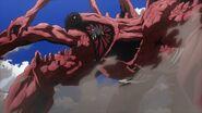 Kai Fusionada con Rikiya Katsukame en el anime