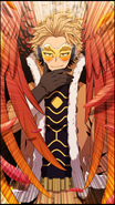 Keigo Takami Character Art 2 Smash Rising