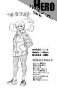 Volume 25 Burnin Profile