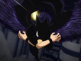 Black Fallen Angel