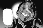 Number 6 taunts Naomasa about Eizo Tanuma
