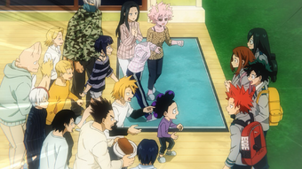 Episode 78 My Hero Academia Wiki Fandom A group of dangerous yakuza, lead by overhaul, with the goal of taking the leader of the underworld title that was once held by all for one. episode 78 my hero academia wiki fandom