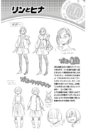 Volume 6 (Vigilantes) Rin and Hina Profile