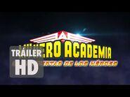 -Tráiler HD-- My Hero Academia- El Despertar de los Héroes