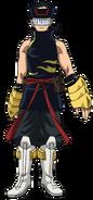 Hiryu Rin Hero Costume (Anime)