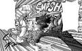 Tiger evades smash