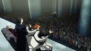 Rikiya announces the formation of an alliance