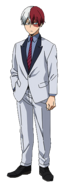 Shoto Todoroki movie profile