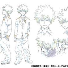 Katsuki Bakugo Shading TV Animation Design Sheet.png