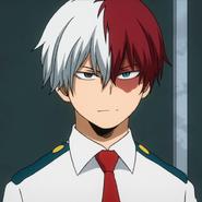 Shoto school uniform
