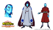 Flect Turn Concept Art (World Heroes Mission)