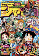 Weekly Shonen Jump Issue 23 2020