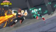 My Hero Academia The Strongest Hero Katsuki vs Izuku