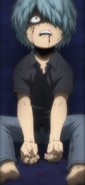 Tenko Shimura's past